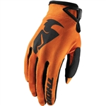 Thor 2017 Sector Gloves - Orange