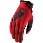 Thor 2017 Sector Gloves - Red