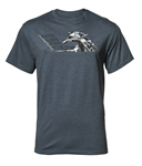 Thor 2018 Skid Tee - Navy Heather