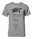 Thor 2018 Street Tee - Gray Heather