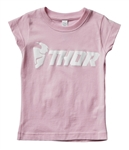 Thor 2018 Toddler Girls Loud Tee - Pink