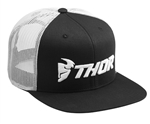 Thor 2018 Trucker Snapback Hat - Black/White