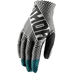 Thor 2017 Void Geotec Gloves - Black/Teal