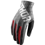 Thor 2017 Void Vawn Gloves - Black/Red