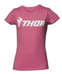 Thor 2018 Youth Girls Loud Tee - Pink