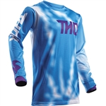 Thor 2017 Youth Pulse Air Radiate Jersey - Blue