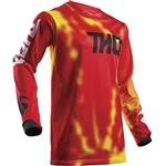 Thor 2017 Youth Pulse Air Radiate Jersey - Red