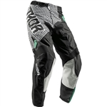 Thor 2017 Youth Pulse Geotec Pant - Black/Teal