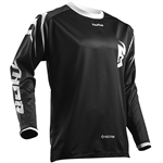 Thor 2017 Youth Sector Zones Jersey - Black