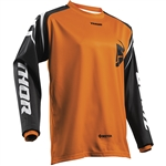 Thor 2017 Youth Sector Zones Jersey - Orange