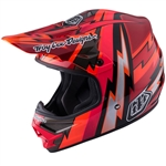Troy Lee Designs - 2017 Air Beams Helmet- Red