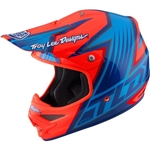 Troy Lee Designs - 2017 Air Vengeance Helmet- Orange