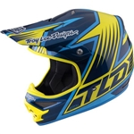 Troy Lee Designs - 2017 Air Vengeance Helmet- Yellow