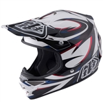 Troy Lee Designs - 2017 Air Vortex Helmet- White