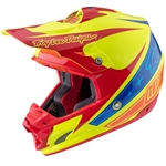 Troy Lee Designs - 2017 SE3 Corse 2 Helmet- Yellow