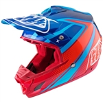 Troy Lee Designs - 2017 SE3 Neptune Helmet-  Cyan