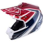 Troy Lee Designs -2017 SE3 Neptune Helmet- White