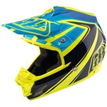 Troy Lee Designs -2017 SE3 Neptune Helmet- Yellow