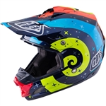 Troy Lee Designs - 2017 SE3 Phantom Helmet- Navy