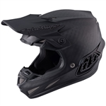 Troy Lee Designs - 2017 SE4 Carbon Helmet - Midnight