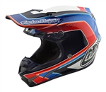 Troy Lee Designs - 2018 SE4 Carbon Squadra Full Face Helmet - White