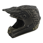 Troy Lee Designs - 2018 SE4 Polyacrylite Factory Full Face Helmet - Gray