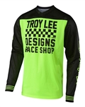 Troy Lee Designs 2018 GP Air Raceshop Jersey - Flo Yellow