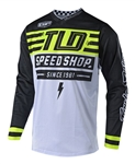 Troy Lee Designs 2018 GP Air Bolt Jersey - Flo Yellow