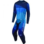 TROY LEE DESIGNS - GP JET JERSEY PANT COMBO BLUE