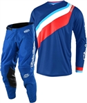 TROY LEE DESIGNS - GP PRISMA 2 BLUE JERSEY PANT COMBO