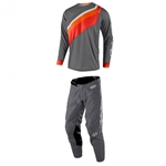 TROY LEE DESIGNS - GP PRISMA 2 GRAY JERSEY PANT COMBO