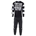 TROY LEE DESIGNS - GP RACE SHOP 5000 BLACK JERSEY PANT COMBO