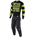TROY LEE DESIGNS - GP RACE SHOP 5000 LIME JERSEY PANT COMBO