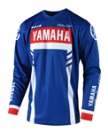 Troy Lee Designs 2018 GP Yamaha RS1 Jersey - Blue