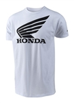 Troy Lee Designs 2018 Honda Wing Tee - White