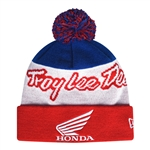Troy Lee Designs 2017 Honda POM Beanie - Red
