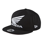 Troy Lee Designs 2017 Honda Snapback Hat - Black