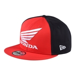 Troy Lee Designs 2017 Honda Snapback Hat - Red