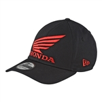 Troy Lee Designs 2017 Honda Wing Hat - Black