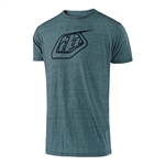Troy Lee Designs 2018 Logo Tee - Lagoon Teal