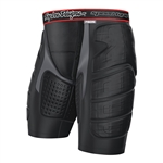 Troy Lee Designs 2017 MTB 7605 Ultra Protective Short - Black