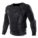 Troy Lee Designs 2017 MTB 7855 Protective Long Sleeves Shirt - Black