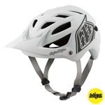 Troy Lee Designs 2017 MTB A1 MIPS Classic Helmet - White