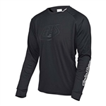 Troy Lee Designs 2017 MTB Moto Jersey - Black