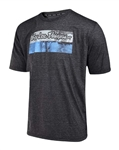 Troy Lee Designs 2017 MTB Network Jersey - Baseplate Dark Gray