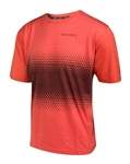 Troy Lee Designs 2017 MTB Network Jersey - Starburst Burnt Orange
