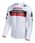 Troy Lee Designs 2017 MTB Sprint AIR Jersey - Sram White