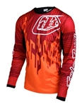Troy Lee Designs 2017 MTB Sprint Jersey - Orange