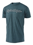 Troy Lee Designs 2018 Signature Tee - Heather Jade