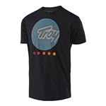 Troy Lee Designs 2018 Spot On Premium Tee - Black
